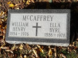 Ella Byrl <I>Smith</I> McCaffrey