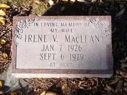 Irene Violet MacLean