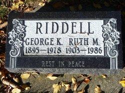 George Kenneth Riddell