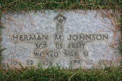 Herman M Johnson