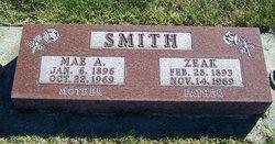 Mae Almira <I>Bordwell</I> Smith
