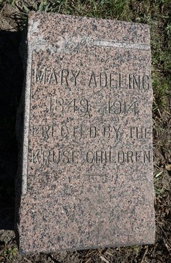 Mary Adeling