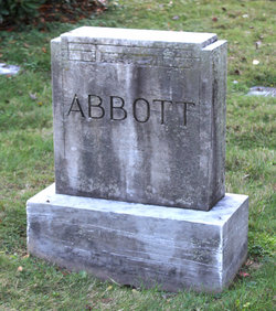 Cora May <I>Chandler</I> Abbott