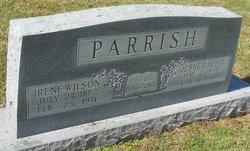 Irene <I>Wilson</I> Parrish