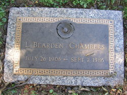 Levi Bearden Chambers