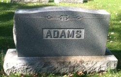 "Sarah ""Belle"" <I>Phillips</I> Adams"