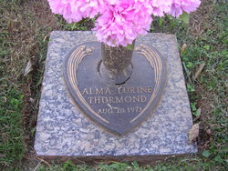 Alma Lurine Thurmond