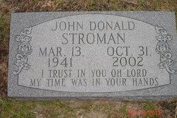"John Donald ""Donnie"" Stroman"