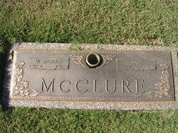 Mary Gatewood <I>Moseley</I> McClure