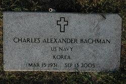 Charles Alexander Bachman