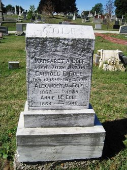 """Anna Maria """"Annie"""" <I>Denny</I> Cole"""