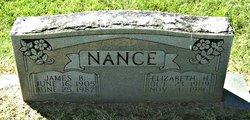 James B Nance