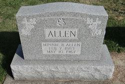 Minnie B. Allen