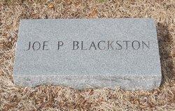 "Joseph P. ""Joe"" Blackstone"