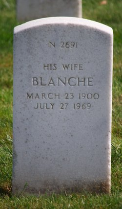 Blanche M. <I>Daniels</I> Contois