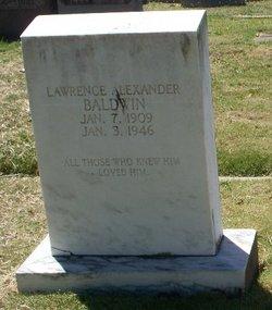Lawrence Alexander Baldwin