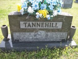 Elsie M. <I>Brown</I> Tannehill