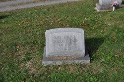 Mary Virginia <I>Grazier</I> Estright