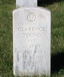 Pvt Clarence Young