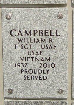 William R Campbell