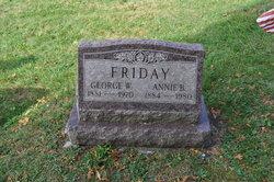George Washington Friday