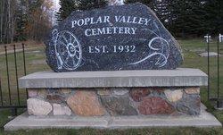 Poplar Valley Cemetery