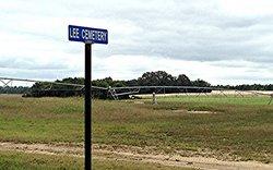 Lewis Lee Cemetery