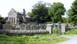 Greyabbey Graveyard