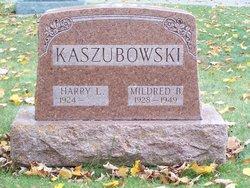 Mildred B <I>Putkamer</I> Kaszubowski