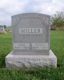 Ottilia <I>Maier</I> Miller