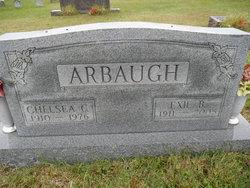 Exie B. <I>Dodson</I> Arbaugh