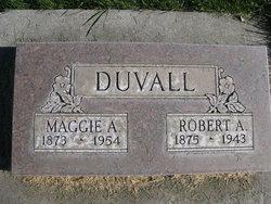 "Margaret Aston ""Maggie"" <I>Alderson</I> Duvall"