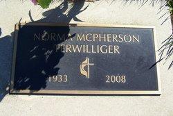 Norma J <I>McPherson</I> Terwilliger