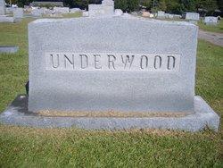 Lizzie <I>Underwood</I> Jones