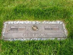 """Harriet Gertrude """"Gertie"""" <I>Titman</I> Gertsch"""