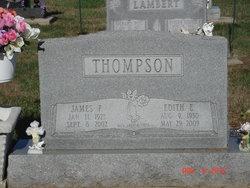 James Franklin Thompson