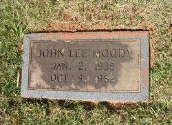 """John Lee """"Johnny"""" Moody"""