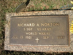 Richard A Norton