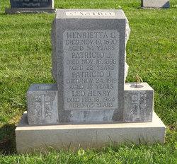 "Henrietta Marie ""Hattie"" <I>O'Neil</I> Castro"