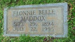 Flonnie Belle <I>Castleberry</I> Maddox
