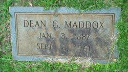 Dean Garfield Maddox