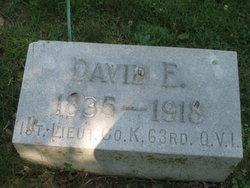 David E Heisey