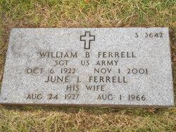 June L Ferrell