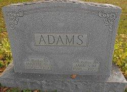 Hattie N <I>Lozier</I> Adams