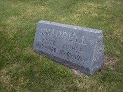 Angeline <I>Hankins</I> Chappell