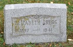 Elizabeth <I>Bailey</I> Gregg