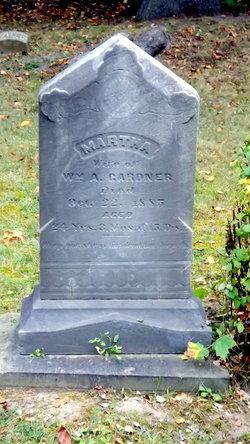 Martha A Gardner
