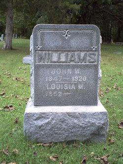 Louisa M Williams