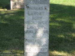 Thomas H Lamont