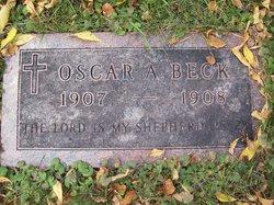 Oscar A Beck